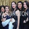 Annie Perezchica, Sofia, Royce, Leah Benoit, Giselle Roig, Amy Clark. Photo by Tony Powell. 2016 Knock Out Abuse. Ritz Carlton. November 3, 2016