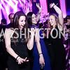 Lauren Abramson, Samantha Fox, Sara Heppe. Photo by Tony Powell. 2016 Leukemia Ball. Convention Center. March 12, 2016