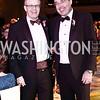 Leukemia Ball Co-Chairs Ed Offterdinger and BDO CEO Wayne Berson. Photo by Tony Powell. 2016 Leukemia Ball. Convention Center. March 12, 2016