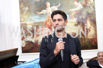 Adrian Grenier. Photo by Tony Powell. 2016 Lonely Whale Fundraiser. September 16, 2016