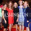 "Houri Tamizifar, Jessica Roth, Robin Jaffe, Clelia Walters, Mary Peters. Photo by Tony Powell. 2016 MS ""Women on the Move"" Luncheon. Wardman Park. May 19, 2016"