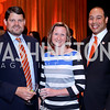 """Corby and Erin Lawrence, Charles Byrd. Photo by Tony Powell. 2016 MS """"Women on the Move"""" Luncheon. Wardman Park. May 19, 2016"""