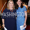 "Luncheon Co-Chairs Shea Mullen, Sarah Rogers. Photo by Tony Powell. 2016 MS ""Women on the Move"" Luncheon. Wardman Park. May 19, 2016"