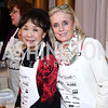 Reps. Doris Matsui and Debbie Dingell. Photo by Tony Powell. 2016 March of Dimes Gourmet Gala. Building Museum. May 17, 2016