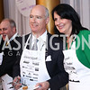 Rep. Robert Aderholt and Caroline Aderholt. Photo by Tony Powell. 2016 March of Dimes Gourmet Gala. Building Museum. May 17, 2016