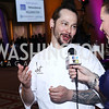 Art & Soul Chef Douglas Alexander. Photo by Tony Powell. 2016 March of Dimes Gourmet Gala. Building Museum. May 17, 2016