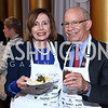 Leader Nancy Pelosi, Rep. Peter DeFazio. Photo by Tony Powell. 2016 March of Dimes Gourmet Gala. Building Museum. May 17, 2016