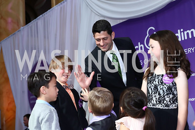Speaker Paul Ryan. Photo by Tony Powell. 2016 March of Dimes Gourmet Gala. Building Museum. May 17, 2016