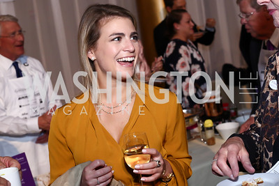 Courtney Jane Rosellini. Photo by Tony Powell. 2016 March of Dimes Gourmet Gala. Building Museum. May 17, 2016