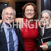 Jim Nathanson, Mary's Center President and CEO Maria Gomez, Minna Nathanson. Photo by Tony Powell. Mary's Center Noche Tropical Gala. October 28, 2016