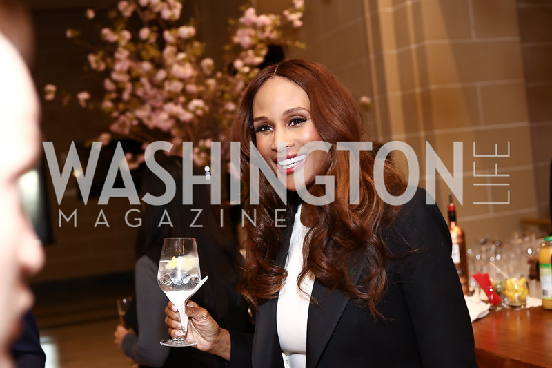 Beverly Johnson. Photo by Tony Powell. 2016 McGovern-Dole Leadership Award. OAS. April 12, 2016