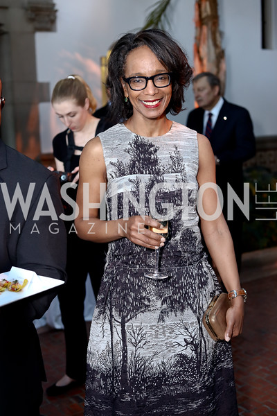 Robin Givhan. Photo by Tony Powell. 2016 McGovern-Dole Leadership Award. OAS. April 12, 2016