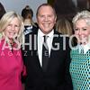 Susan Blumenthal, Michael Kors, Mary Ourisman. Photo by Tony Powell. 2016 McGovern-Dole Leadership Award. OAS. April 12, 2016