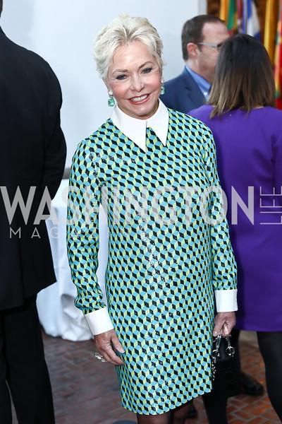Mary Ourisman. Photo by Tony Powell. 2016 McGovern-Dole Leadership Award. OAS. April 12, 2016