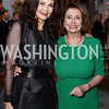 Lynda Carter, Nancy Pelosi. Photo by Tony Powell. 2016 McGovern-Dole Leadership Award. OAS. April 12, 2016