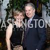 Marcy and Mickey Berra. Photo by Tony Powell. 2016 McGovern-Dole Leadership Award. OAS. April 12, 2016