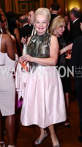 Carole Margaret Randolph. Photo by Tony Powell. 2016 NRH Gala. Mellon Auditorium. April 20, 2016