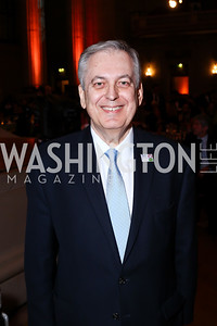 Brazil Amb. Luiz Machado. Photo by Tony Powell. 2016 NRH Gala. Mellon Auditorium. April 20, 2016