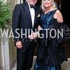 Bruce Neal, Deborah Sigmund. Photo by Tony Powell. 2016 Meridian Ball. October 14, 2016