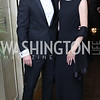 Denmark Amb. Lars Gert Lose and Ulla Rønberg. Photo by Tony Powell. 2016 Meridian Ball. October 14, 2016
