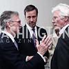Tom Daschle, Arne Sorenson, Richard Gere. Photo by Tony Powell. 2016 N Street Village Gala. Ritz Carlton. March 15, 2016