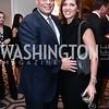 Tom and Hillary Baltimore. Photo by Tony Powell. 2016 N Street Village Gala. Ritz Carlton. March 15, 2016
