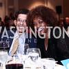 Gene and Gina Adams. Photo by Tony Powell. 2016 N Street Village Gala. Ritz Carlton. March 15, 2016