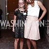 Leslie Brettschneider, Courtney Hayes. Photo by Tony Powell. 2016 N Street Village Gala. Ritz Carlton. March 15, 2016