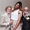 Ruth Sorenson, Courtney Hayes, Leslie Brettschneider. Photo by Tony Powell. 2016 N Street Village Gala. Ritz Carlton. March 15, 2016