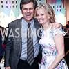 Tim Shriver and Linda Potter. Photo by Tony Powell. 2016 N Street Village Gala. Ritz Carlton. March 15, 2016