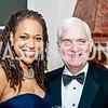 Donna Blackman, Peter Heckman. Photo by Tony Powell. NEA Foundation Gala. Building Museum. February 12, 2016