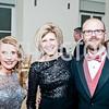 Heather LaBarbara, Jeanette Rice, Dirk Andrews. Photo by Tony Powell. NEA Foundation Gala. Building Museum. February 12, 2016