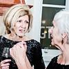Sharon Carpenter, Jeanette Rice. Photo by Tony Powell. NEA Foundation Gala. Building Museum. February 12, 2016