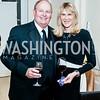 Gary Tredway, Laura Gower. Photo by Tony Powell. NEA Foundation Gala. Building Museum. February 12, 2016