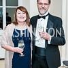 Maryann Woods-Murphy and Joe Murphy. Photo by Tony Powell. NEA Foundation Gala. Building Museum. February 12, 2016