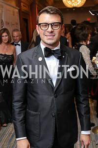 John Viola. Photo by Tony Powell. 2016 NIAF Gala. Marriott Wardman Park. October 15, 2016