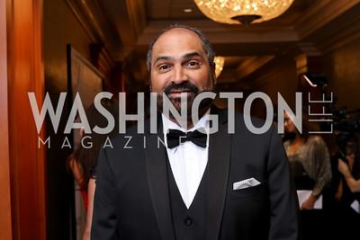 Franco Harris. Photo by Tony Powell. 2016 NIAF Gala. Marriott Wardman Park. October 15, 2016