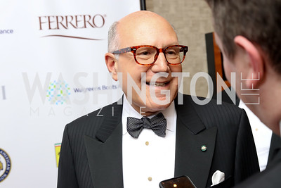 Joe Del Raso. Photo by Tony Powell. 2016 NIAF Gala. Marriott Wardman Park. October 15, 2016