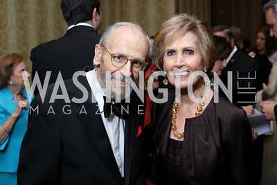 Anthony and Connie Morella. Photo by Tony Powell. 2016 NIAF Gala. Marriott Wardman Park. October 15, 2016
