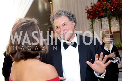 Donald Elliott. Photo by Tony Powell. 2016 NSO Gala. Kennedy Center. September 25, 2016