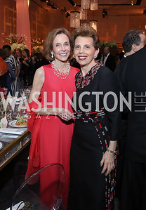 Eden Rafshoon, Adrienne Arsht. Photo by Tony Powell. 2016 NSO Gala. Kennedy Center. September 25, 2016