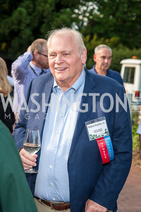 Robert Barlett. Photo by Tony Powell. 2016 National Arboretum Dinner. June 13, 2016