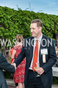 Jeremy Stump. Photo by Tony Powell. 2016 National Arboretum Dinner. June 13, 2016
