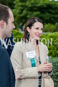 Julie Alsup. Photo by Tony Powell. 2016 National Arboretum Dinner. June 13, 2016