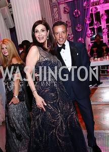 Beatriz Sevilla, Peter Baca. Photo by Tony Powell. 2016 Opera Ball. OAS. May 21, 2016