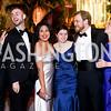Opera Singers Tyler Cherry, Colin Brush, Ariana Wehr, Melanie O'Neill, Hunter Enoch, Sarah Sherman. Photo by Tony Powell. 2016 Opera Ball. OAS. May 21, 2016