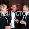 Mark McFadden, Britain Amb. Kim Darroch, Dr. Michael Olding. Photo by Tony Powell. 2016 Opera Ball. OAS. May 21, 2016