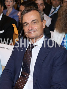 France Amb. Gerard Araud. Photo by Tony Powell. 2016 Our Ocean Conference. GU. September 16, 2016
