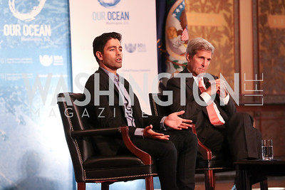 2016 Our Ocean Conference | Tony Powell
