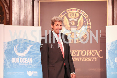 Sec. John Kerry. Photo by Tony Powell. 2016 Our Ocean Conference. GU. September 16, 2016